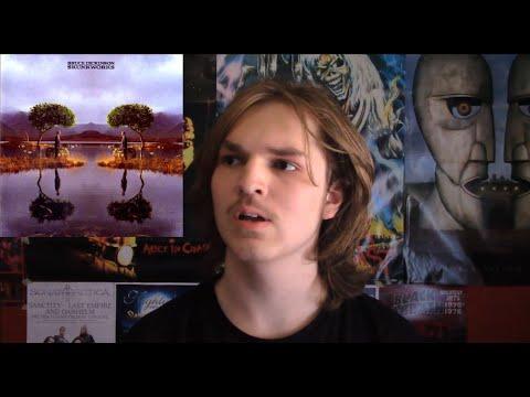 "Bruce Dickinson ""Skunkworks"" Album Review"
