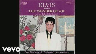 """Elvis Presley - Off the Record: """"The Wonder of You"""" from the Wonder of You"""