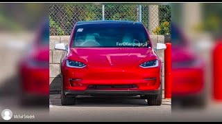 Is This The Model Y? I Don't Think So