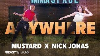 MUSTARD X NICK JONAS - ANYWHERE | @willdabeast__ Choreography | @immaspace