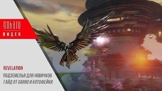 Revelation - Garro и Котофейка о подземельях для новичков