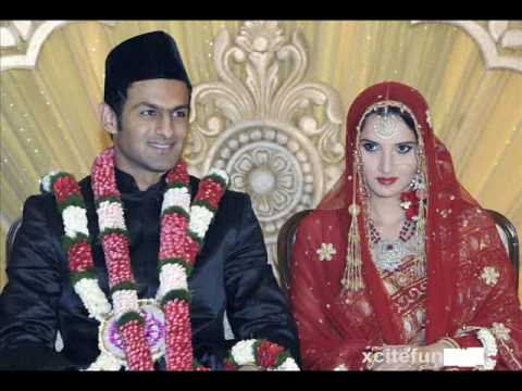 Shoib malik & sania mirza (Wedding pictures)