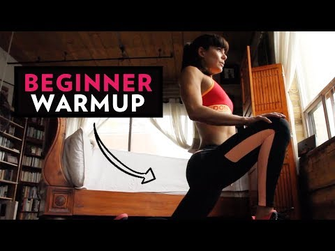 How to Warm Up: The BEST Beginner Warm Up