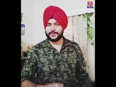 Singer Gurujeet Singh -- Corona Awareness