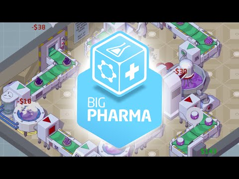 Fem level tvåor?! - Big Pharma #7! (Swedish)