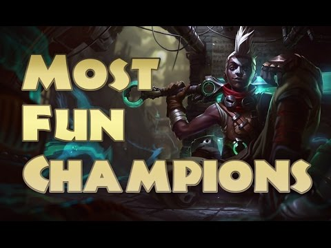 Free To Play Champs