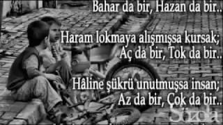 Harika Şiir - İnsanlığa Ders Niteliğinde şiirler..