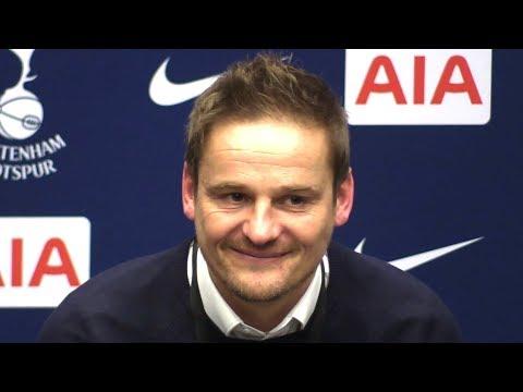 Tottenham 3-0 Wimbledon - Neal Ardley Full Post Match Press Conference - FA Cup