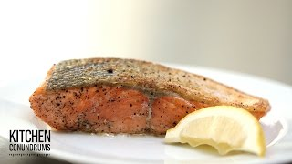 The Trick to Cooking Fish - Kitchen Conundrums with Thomas Joseph