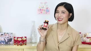 MC Hoàng Linh chia sẻ về may mắn trong quá trình giảm cân với Giảm Cân Thảo Mộc