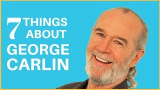 Facts About George Carlin