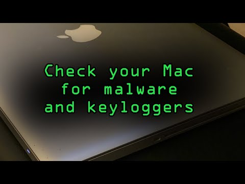 Check Your MacBook, iMac, or Mac for Malware & Keyloggers [Tutorial] thumbnail