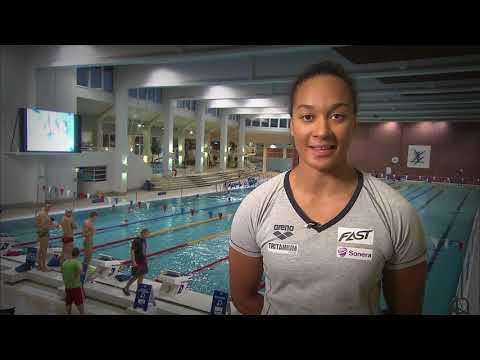Mimosa Jallow treenaa kohti Tokion olympialaisia |Veikkaus