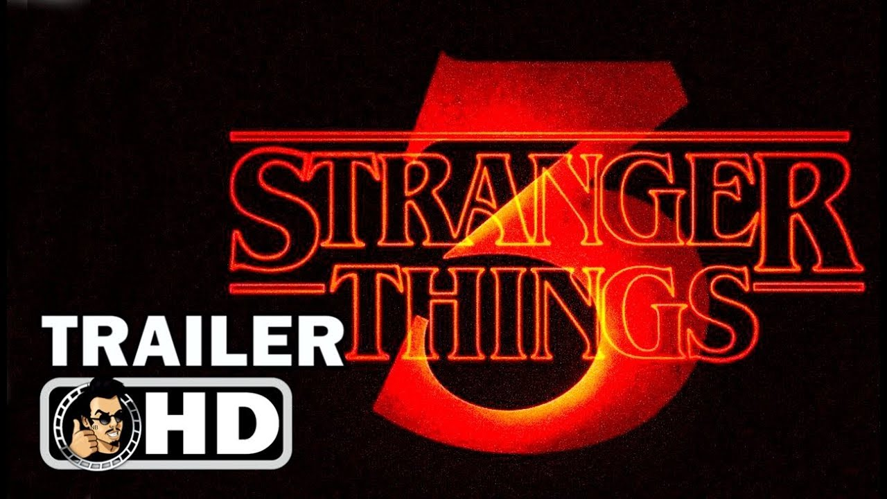 Stranger things 3 official teaser trailer 2019 netflix sci fi stranger things 3 official teaser trailer 2019 netflix sci fi horror series hd thecheapjerseys Choice Image