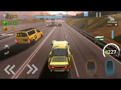 Racing Traffic Tour - Top Speed Car Racing Games - Android Gameplay FHD #6