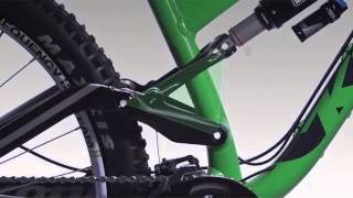 KONA - independent suspension overview