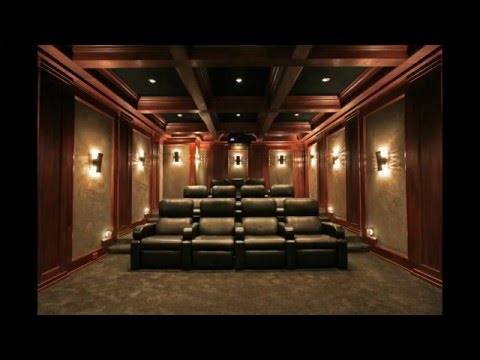 Home Theater Ceiling Lights Ideas