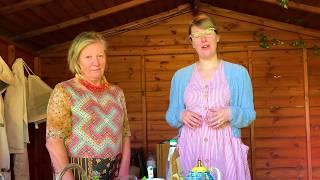 Как сделать Свежую маску для лица дома с Мо и Клэр Константин