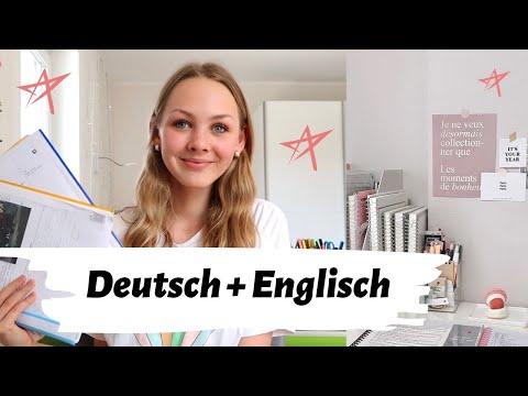 Kurswahlen Oberstufe | Englisch und Deutsch LK | BACK TO SCHOOL 2020 (Deutsch)