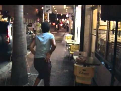 Villagranadillo: Piquete en el Tula Café en la 8 y la 13 de Miami