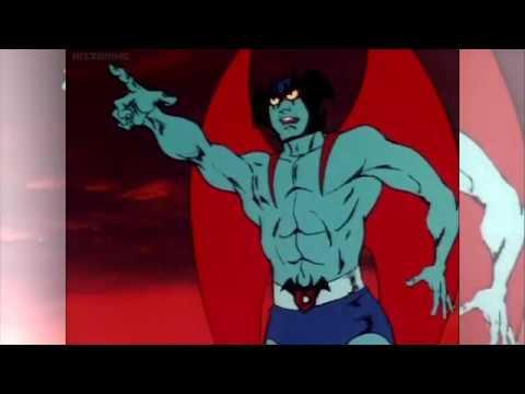 Devilman ending 1972 TV Series part 1 of 2