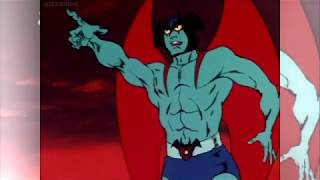 Devilman ending (1972 TV Series part 1 of 2)