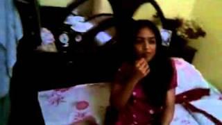 Sri Lankan Muslim Girl & Boys having fun at a Room