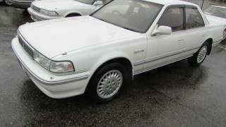"""Toyota Cresta 1990, """"time capsule"""""""
