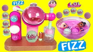NEW LOL Surprise BATH FIZZ MAKER LOL Doll Bath Bombs DIY + Brand New Surprise Accessory Lil Sisters
