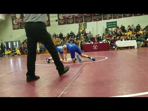 Erskine Academy Wrestling tournament at MCI