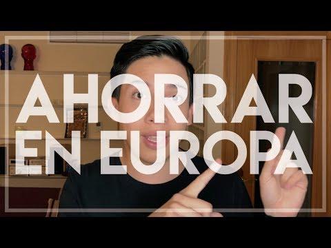 Ahorrar en tu viaje a EUROPA | Consejos y Tips - Jos Paredes