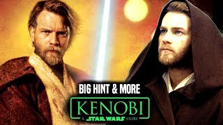 Star Wars! BIG Hint Obi Wan Kenobi Movie Is Cancelled! (Star Wars News)