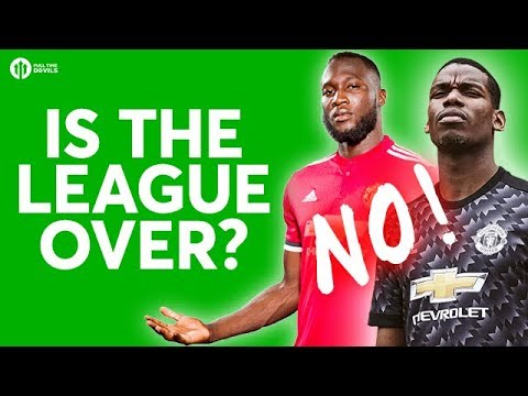Is the League OVER?!?! The HUGE Manchester United Debate!