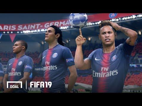 FIFA 19 - Neymar Jr. New Skills Tutorial