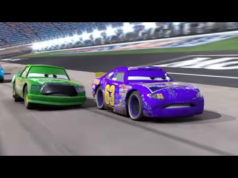 Cars Racing Sport Network | De 5 beste Piston Cup WipeOuts | Disney NL #AD