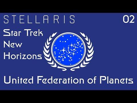 Let's Play Star Trek New Horizons (UFP) part 2