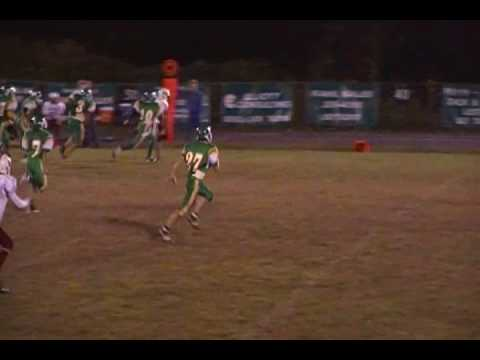 Williamson Middle School Football Video 5