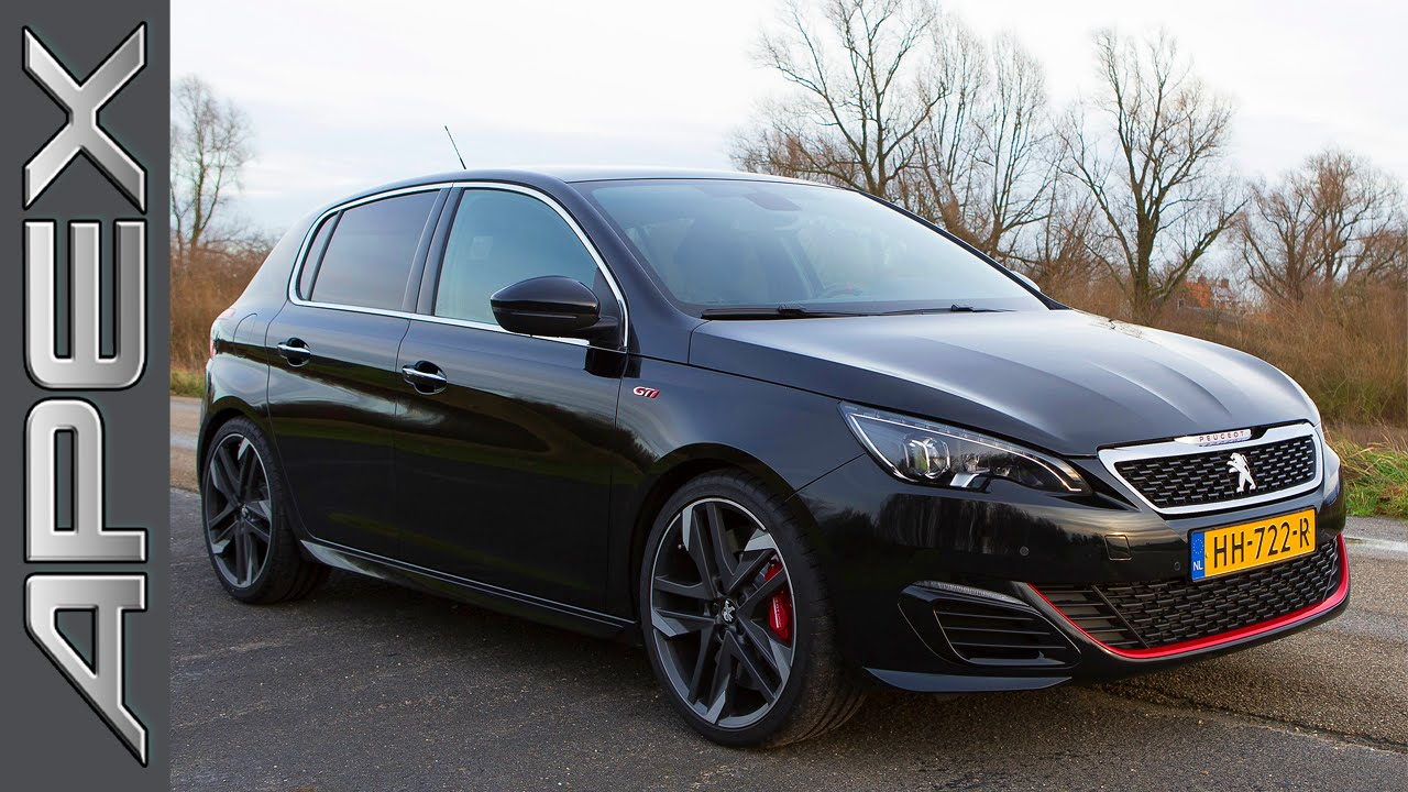 peugeot 308 gti by peugeot sport 270 pk testdrive 2016 youtube. Black Bedroom Furniture Sets. Home Design Ideas
