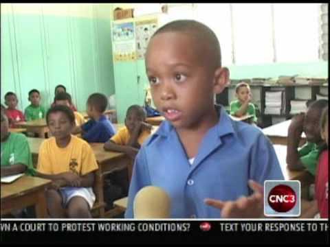 6 year old Aaron Duncan is jnr calypso monarch.flv