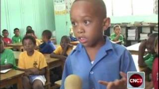 6 year old Aaron Duncan is jnr calypso monarch.flv