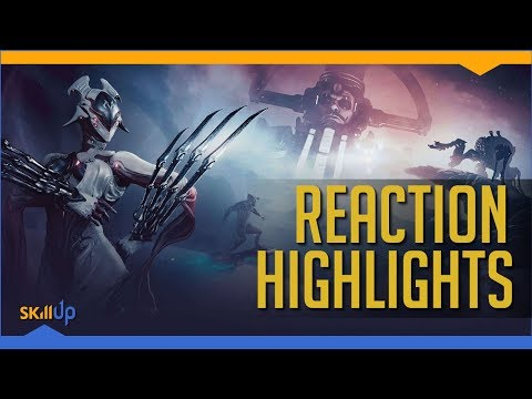 Warframe Fortuna Reaction Highlights (Re-Upload 1080p) thumbnail