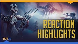 Warframe Fortuna Reaction Highlights (Re-Upload 1080p)