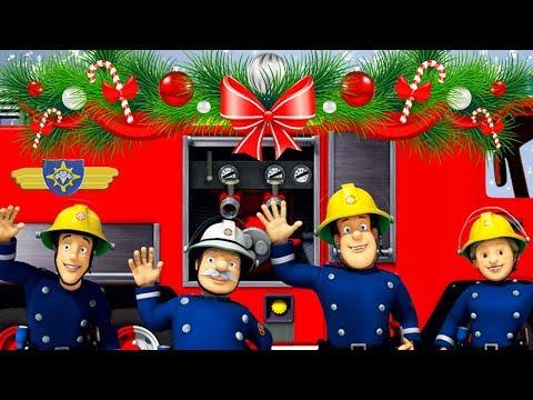 Fireman Sam New Episodes | SPECIAL | Christmas ⛄ On Thin Ice | Season 10 Best Bits 🎄 Kids cartoon