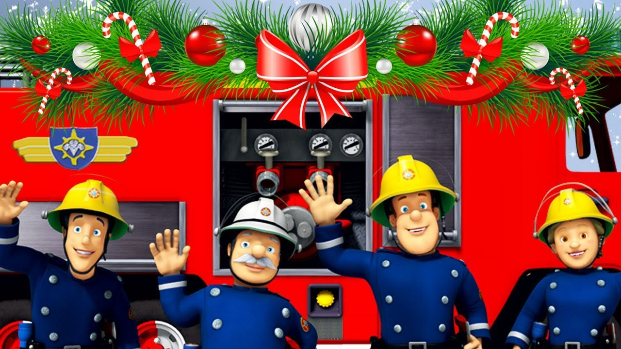 Download Fireman Sam New Episodes | SPECIAL | Christmas ⛄ On Thin Ice | Season 10 Best Bits 🎄 Kids cartoon