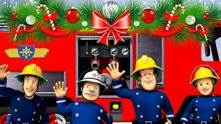 Fireman Sam New Episodes | SPECIAL | Christmas ⛄ On Thin Ice | Season 10 Best Bits 🎄 Kids cartoon