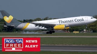 Thomas Cook Travel to Cease Operations Tonight - LIVE COVERAGE