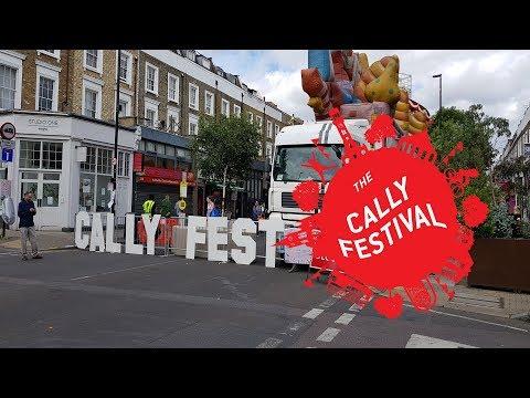 The Cally Festival 2018 (London)