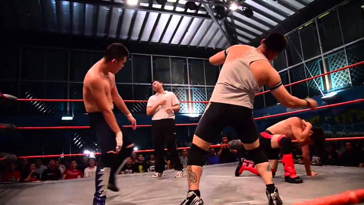 Singapore Pro Wrestling, a hidden gem for lovers of WWE