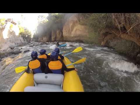 Rafting En Arequipa (mayo 2014)