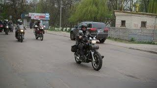 Байкеры - открытие сезона(Сегодня в г. Шостка был открыт мотосезон байкерами Шостки и Сумской области., 2015-05-01T12:01:15.000Z)